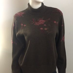 Pendleton Sweaters - Pendleton vintage wool sweater. Turtleneck.(B6.2)